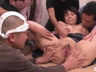 asian Mihane Wants Your Cum - Erito big ass cumshot