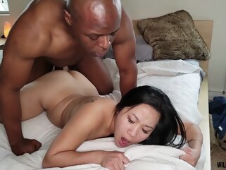 asian Can someone upload the Jax Slayer Barbary Rose scene big cock hairy