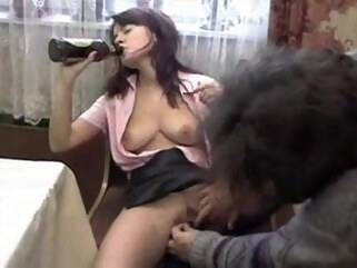 russian russian wife has fun