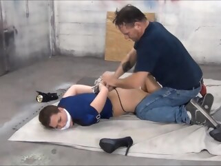 bdsm bianca copbound hd straight