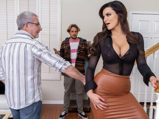 american A Slippery Situation Free Video With Becky Bandini - BRAZZERS big ass big tits