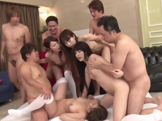asian 日本 Full HD Yummy Mama Japan JAVHoHo,Com UNCENSORED big ass group sex