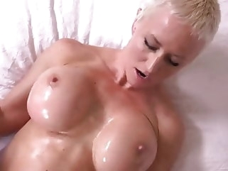 blowjob BUSTY MOM GETS A NICE FACIAL!!! facial milf