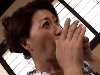 rimming Mother attention blowjob japanese