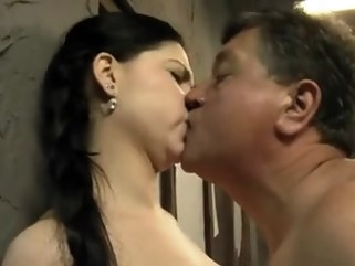 anal Young BustyFor a Old Prisoner big tits blowjob