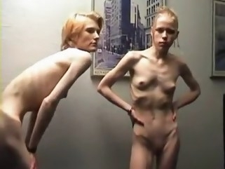 fetish Exotic amateur Skinny, Blonde xxx movie skinny small tits