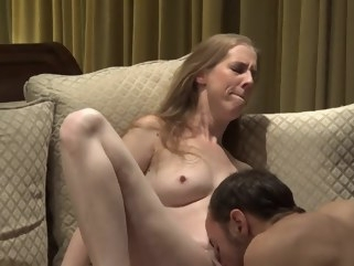 amateur Dude Has His Couch Destroyed by Pussy Juice by Online milf squirt