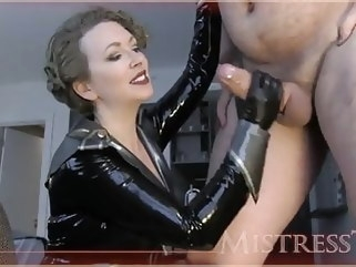 mature Best sissy trainer by Mistress T handjob bisexual