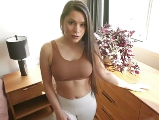 big tits Mommy with big Tits prefers hot sex from the first person... milf pov