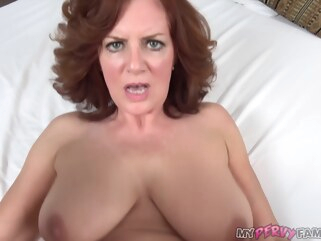 big tits If the husband can't fuck his step son will hd mature