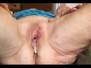 anal These Grannies have cream filled Holes creampie mature