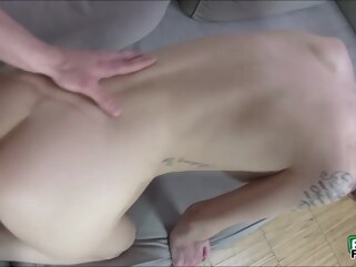 blowjob Petite loving babe Belle shows off her beautiful body in public cumshot public