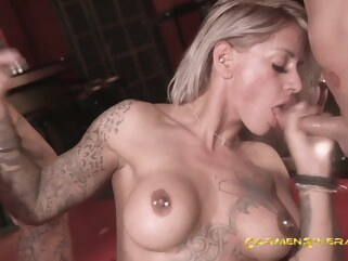 bdsm Power Pussy at Insomnia Night Cub (Part 4 of 4) - KINK big ass big tits