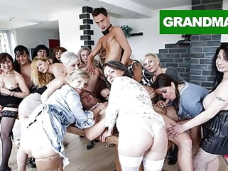 blowjob Biggest Granny Fuck Fest part 2 fingering hardcore