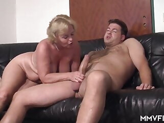 blonde Mature sex mature milf