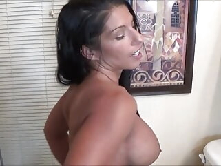 cumshot Mom Tries On Bikinis In Front of Step Son - Family Therapy milf pov