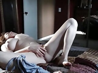 amateur Caught masturbating pt 2 fingering hidden camera
