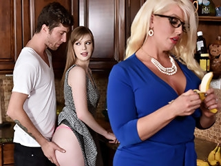 milf Dolly Leigh Alura Jenson in My Step Daughter's Boyfriend - BadMilfs big tits big ass