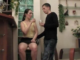 russian Delicious Russian MILF Judith boned by a younger guy mature milf