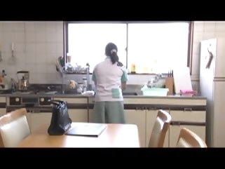 japanese Horny Asian Step Mother mature straight