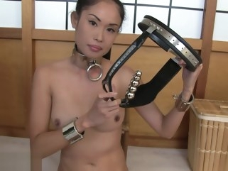 asian CB Davon Plug Upgrade bdsm hd